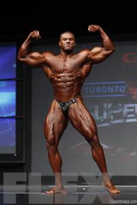 Henri Pierre Ano - 2015 IFBB Toronto Pro