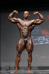 Renaldo Gairy - 2015 IFBB Toronto Pro