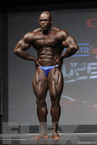 Frantz Michel Prevaly - 2015 IFBB Toronto Pro