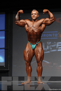 Iain Valliere - 2015 IFBB Toronto Pro