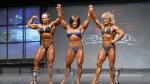 Women's Bodybuilding Final Comparisons & Awards - 2015 IFBB Toronto Pro