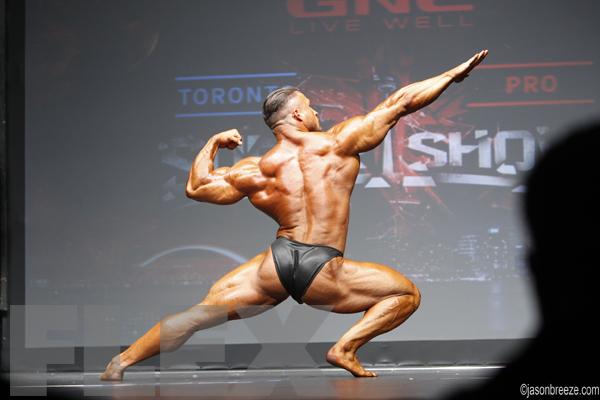 Zane Watson - 2015 IFBB Toronto Pro