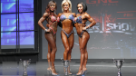 Figure Final Comparisons & Awards - 2015 IFBB Toronto Pro