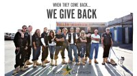 Boot campaign for veterans