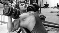 Arnold's Weightlifting Workout