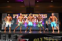 Men's Physique - 2015 NPC Flex Lewis Classic
