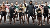 UFC and Reebok Launch First-Ever Fighter Uniforms