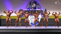 2015 Amateur Olympia Spain Bodybuilding Posedown