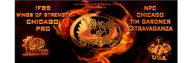 2015 IFBB Wings of Strength Chicago Pro