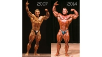 Flex Lewis Posts an Awesome Throwback Pic