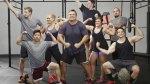 group at gym