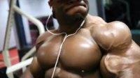 Kai Greene Training Biceps and Triceps