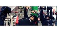 Kai Greene's Instagram Workout Videos