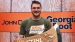 Matt Cogar Wins Third Consecutive STIHL Timbersports U.S. Championship