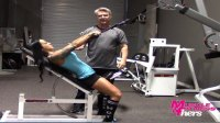 Oddo's Angle: Incline Bench High-Pulley Cable Row