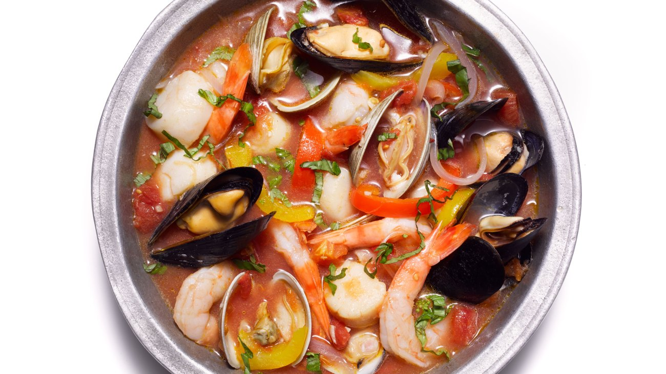 Fish Stew: Seafood Provencale