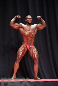 David Robinson - Middleweight - 2015 USA Championships