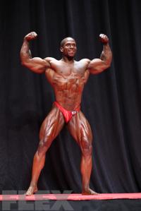 Sergio Oliva Jr. - Super Heavyweight - 2015 USA Championships