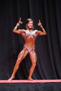 Michaela Aycock - WP Class A - 2015 USA Championships