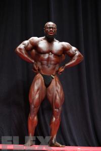 Gerald Williams - Heavyweight - 2015 USA Championships