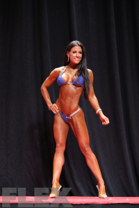Lauren Irick - Bikini A - 2015 USA Championships