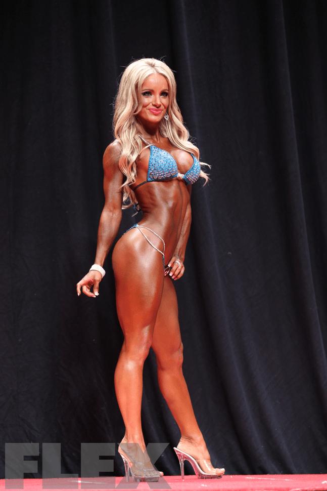 Lexa Mendenhall - Bikini B - 2015 USA Championships
