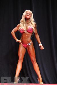 Ashley Kiyonaga - Bikini C - 2015 USA Championships