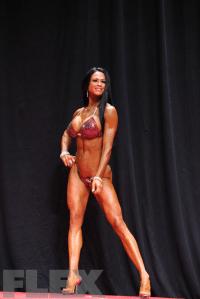 Kris Michelle - Bikini C - 2015 USA Championships