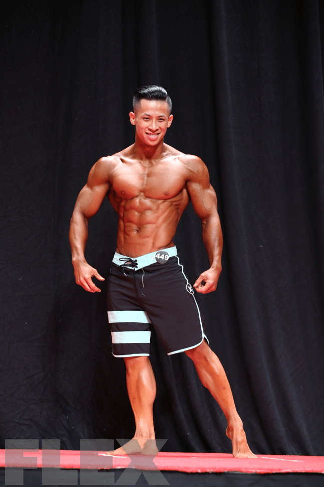 Tony Duong - MP Class A - 2015 USA Championships