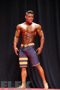 Ahmad DeGuzman - MP Class B - 2015 USA Championships