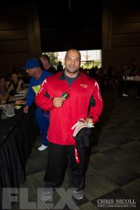 Athlete Meeting Part 1 - 2015 Chicago Pro