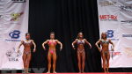 Billie Cavalier - Women's Physique Overall - 2015 USA Championships