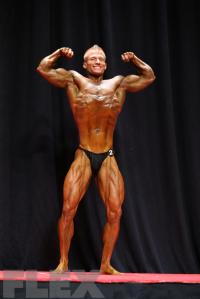 David Egli - Bantamweight - 2015 NPC USA Championships