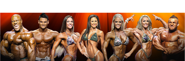 2015 Olympia Fitness & Performance Weekend