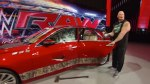 Brock Lesnar Shows Off Super Human Strength at WWE Raw
