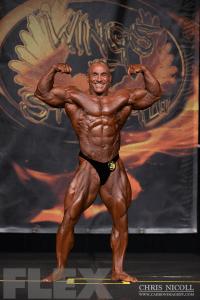 Michael Ergas - 2015 Chicago Pro