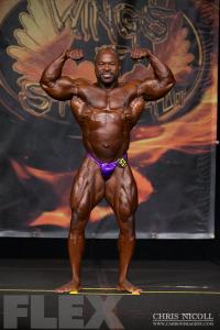 Kevin Ofurum - 2015 Chicago Pro