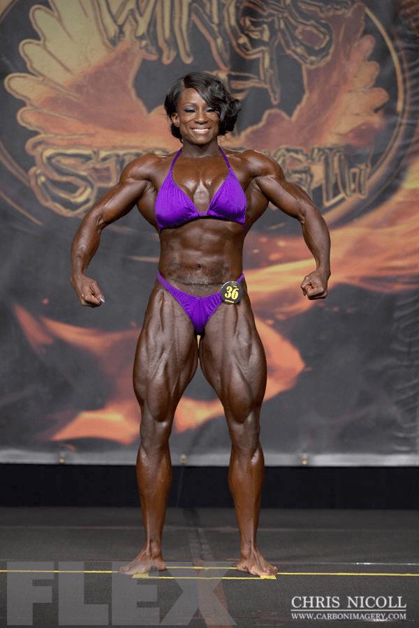 Margie Martin - 2015 Chicago Pro
