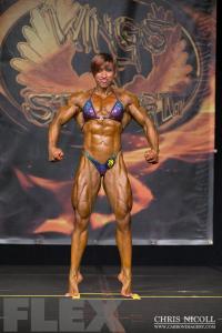 Virginia Sanchez Macias - 2015 Chicago Pro