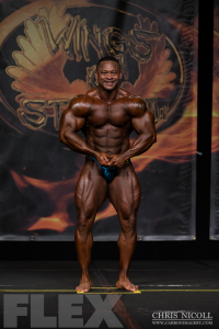 Timmy Gaillard - 2015 Chicago Pro