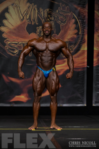 Renaldo Gairy - 2015 Chicago Pro