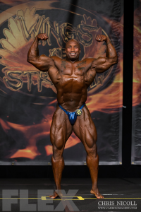 Keith Williams - 2015 Chicago Pro