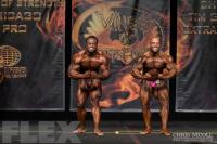 Men's Open Bodybuilding Comparisons - 2015 Chicago Pro