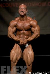Patrick Bernard - 2015 Vancouver Pro