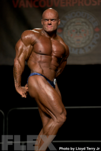 Mike Lynds - 2015 Vancouver Pro