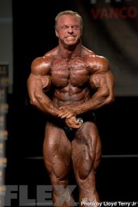 John Meadows - 2015 Vancouver Pro