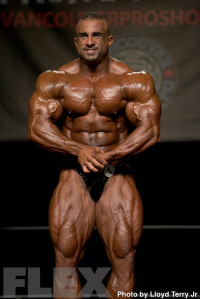 Fouad Abiad - 2015 Vancouver Pro