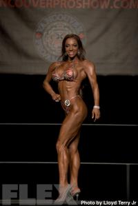 Leah Berti - 2015 Vancouver Pro