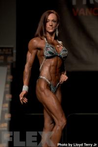Tanya Chartrand - 2015 Vancouver Pro