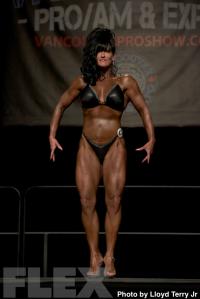 Laura Davies - 2015 Vancouver Pro